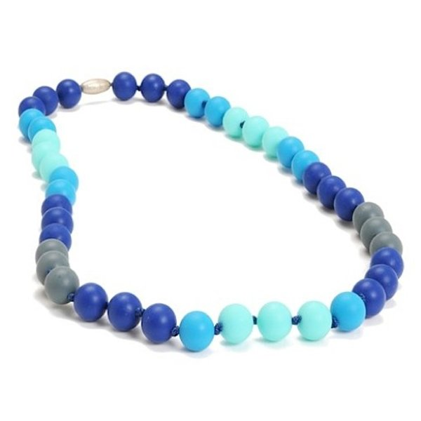Chewbeads Bleeker Necklace - Turquoise