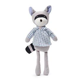 Hazel Village Max Raccoon - Gingham Shirt