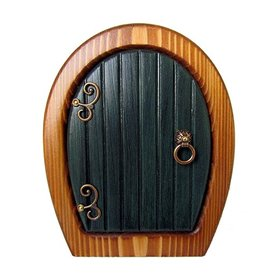 Enchanted Celtic Sidhe Fairy Door for Home and Garden