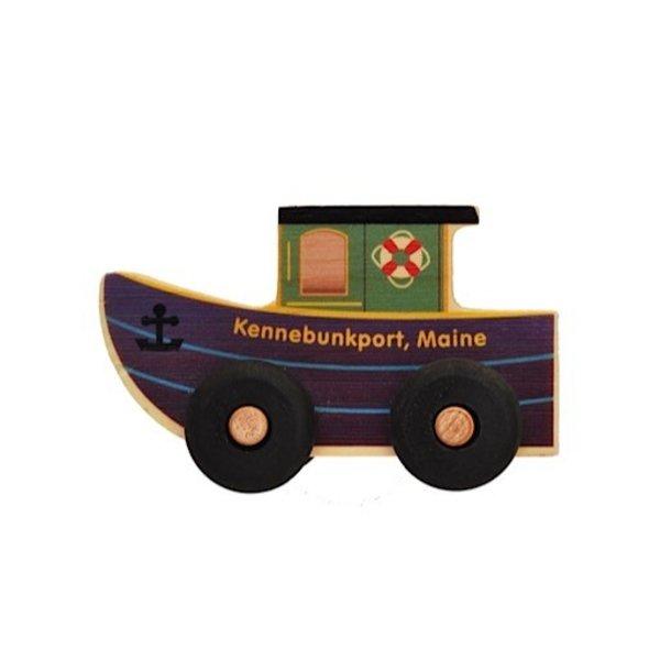 Kennebunkport Tugboat Scoot
