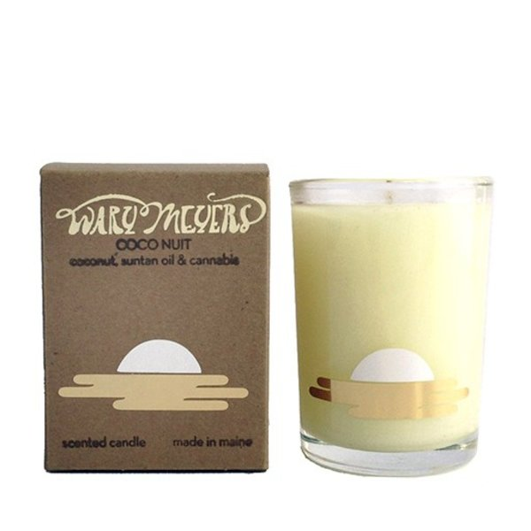 Wary Meyers Candle - Coco Nuit