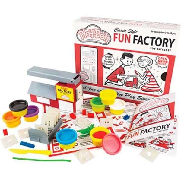 Play Doh Fun Factory Classic Style