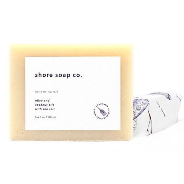 Shore Soap Company - Bar Soap - Warm Sand