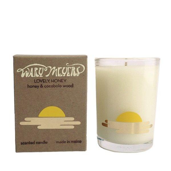 Wary Meyers Candle - Lovely Honey
