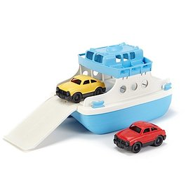 Green Toys Ferry Boat - Blue & White