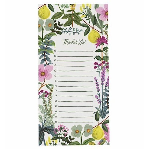 Rifle Paper Co. Market Pad - Herb Garden
