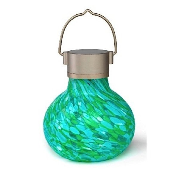 Solar Tea Lantern - Mint