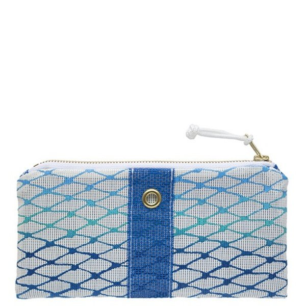 Alaina Marie Custom Bait Bag Wallet - Ombre Blue