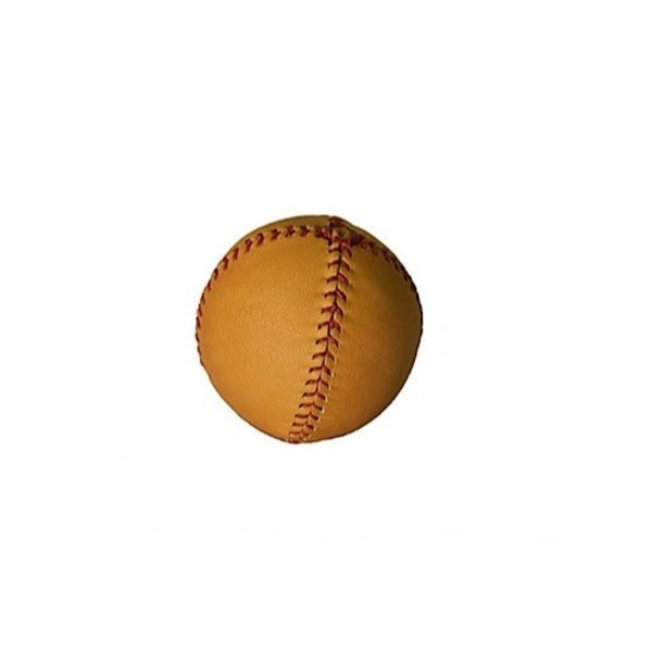 Lemon Ball Baseball - Glove Tan with Red Stich