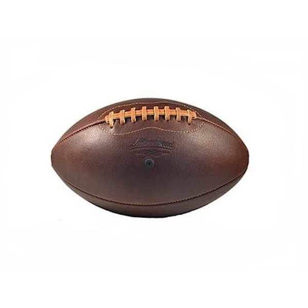 Leather Head Football - Brown