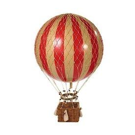 Hot Air Balloon Royal Aero - Red - 32cm