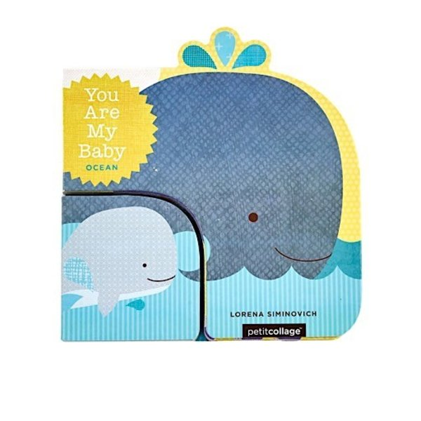 You Are My Baby - Ocean - Board Book