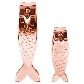 Big Fish, Little Fish Nail Clipper Set - Copper