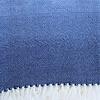 Brahms Mount Fine Micron Wool Throw - Palermo - Indigo
