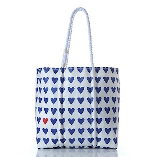 Sea Bags Heart Pop Tote - Medium