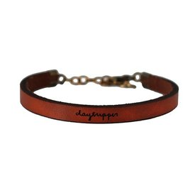 Laurel Denise Leather Cuff - Daytripper