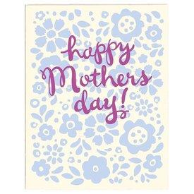 Morris & Essex Mother's Day Script Card