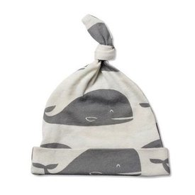 Milkbarn Organic Cotton Knotted Hat