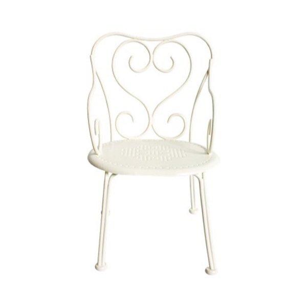Maileg Romantic Chair - Off White