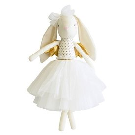 Alimrose Angel Bunny - Gold