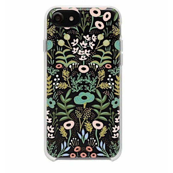 Rifle Paper Co. iPhone X Case - Clear Tapestry