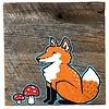Mermaid Meadow Barn Board Fox - 4x4