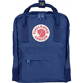Fjallraven Kanken Mini Backpack - Deep Blue