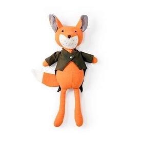 Hazel Village Owen Fox - Forest Green Tailcoat