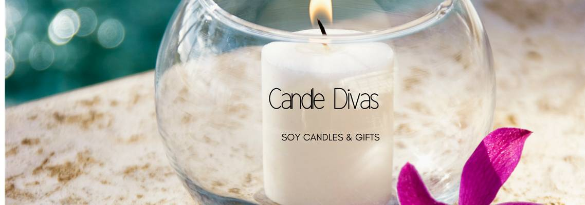 Candle Divas, Soy Wax Candles and Gifts