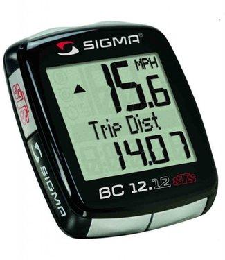 SIGMA Cyclomètre Sigma BC12
