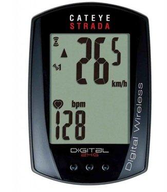 CatEye Cyclomètre Cat Eye Strada Digital