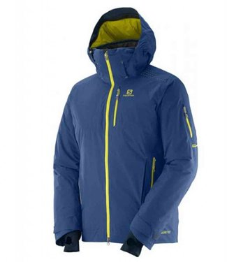 Salomon Manteau Salomon Whitemount GTX MF Jacket