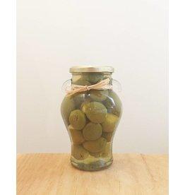 Delizia Delizia Olives (Garlic Stuffed)