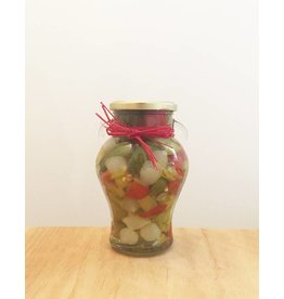Delizia Delizia Olives (Pickled Spicy Cocktail)