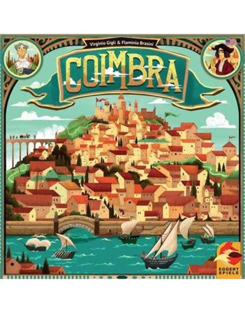 Coimbra Box Art