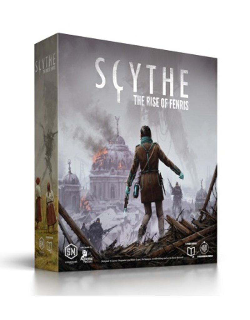 Scythe Rise of Fenris Box Art