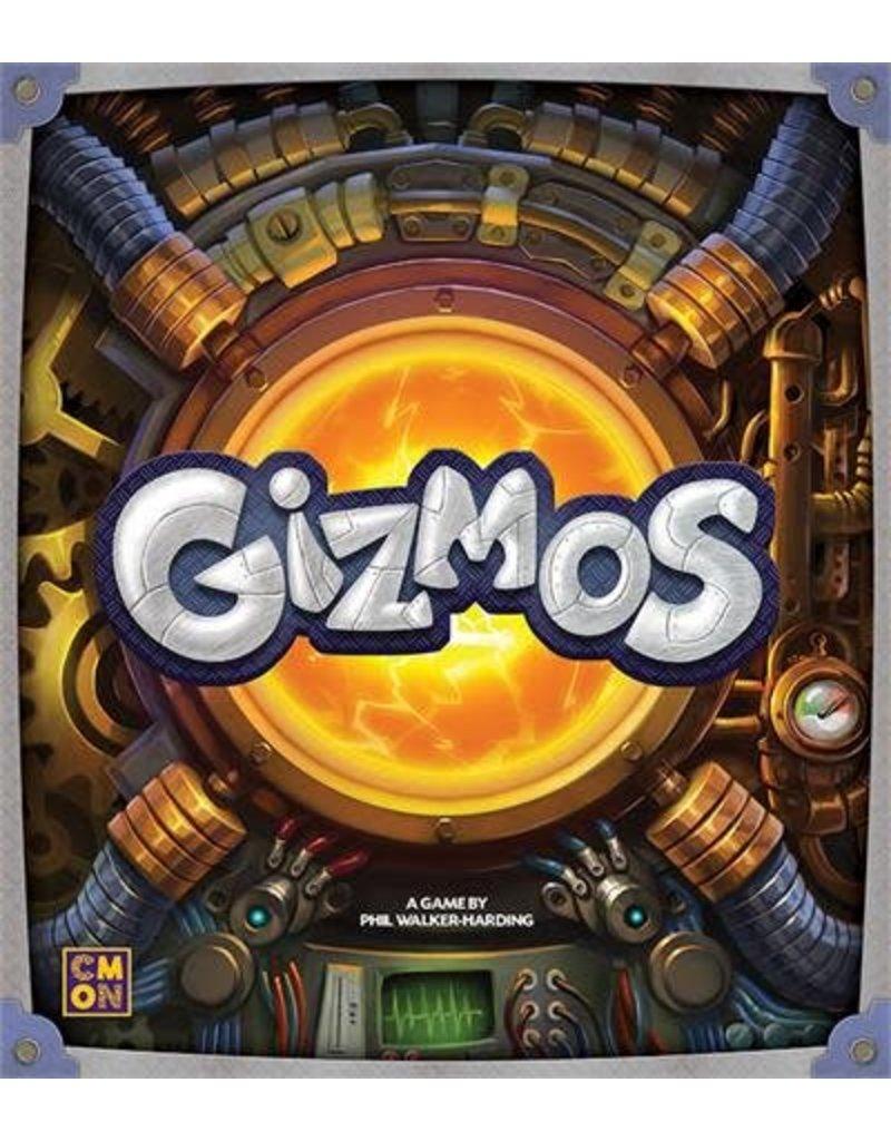 Gizmos Box Art