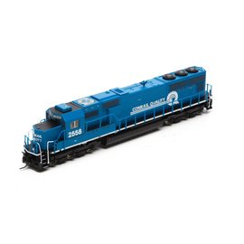 Athearn 7320 SD70 Conrail Standered DC #2558 N