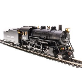 BROADWAY LIMITED IMPORTS 2802 HO 2-8-0 Consolidation, UP #618, sublettered for OSL, Paragon2 Sound/DC/DCC