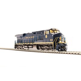 BROADWAY LIMITED IMPORTS Broadway Limited 2816 HO ES44AC w/DCC & Paragon 3, NS/N&W Heritage #8103