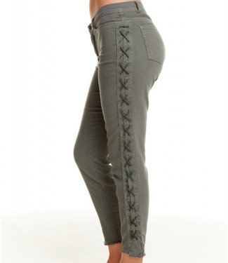 Chaser Vintage Canvas Lace Utility Pant