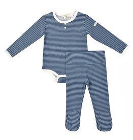 Fragile! Fragile Striped Baby Set