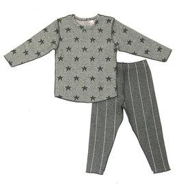 Five Stars Five Stars Grey Stars Pajamas