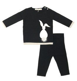 Fragile! Fragile Bunny Black Set