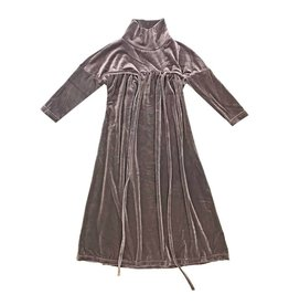 Froo Froo High Wasted Back Tie Robe