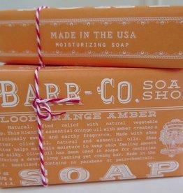 Barr Co. Barr Co. Bar Soap - Blood Orange Amber - 6oz
