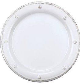 Juliska Berry and Thread Round Charger/Server Plate - Whitewash