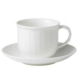 Wedgwood Nantucket Basket Tea Saucer