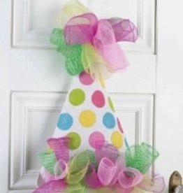 Birthday Hat Door Hanger