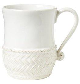 Juliska Le Panier Mug- Whitewash